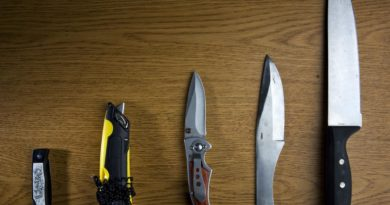 Knife Carrying Laws in Nevada
