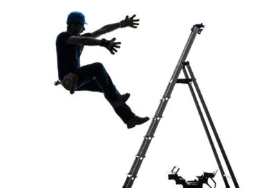 5 top tips to prevent falls in the workplace