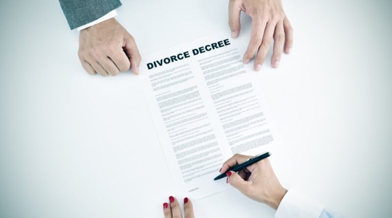 How To Prepare Yourself For An Upcoming Divorce